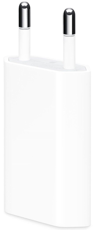 Мережевий зарядний пристрій Apple 5W USB Power Adapter Model A2118 (MGN13ZM/A)фото1