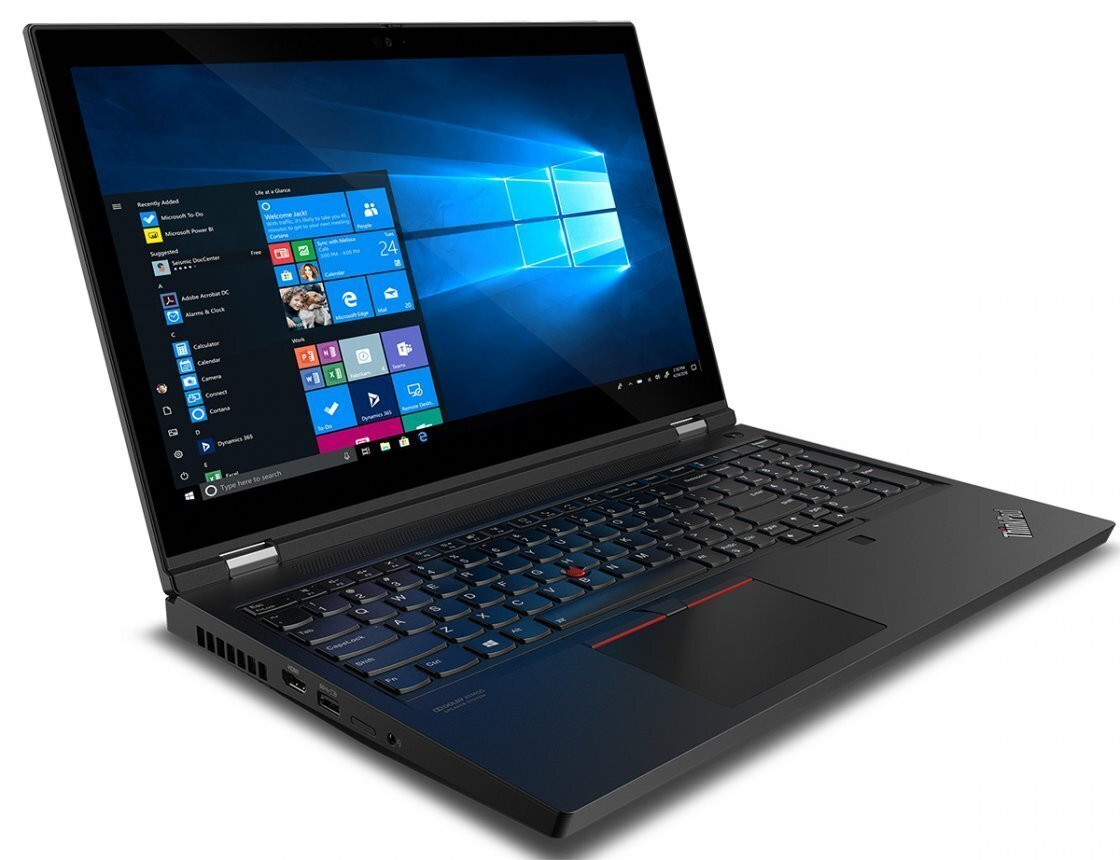 Ноутбук Lenovo ThinkPad P15g (20UR0030RT)фото1