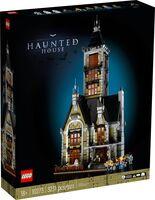 Конструктор LEGO Creator Дом с привидениями 10273