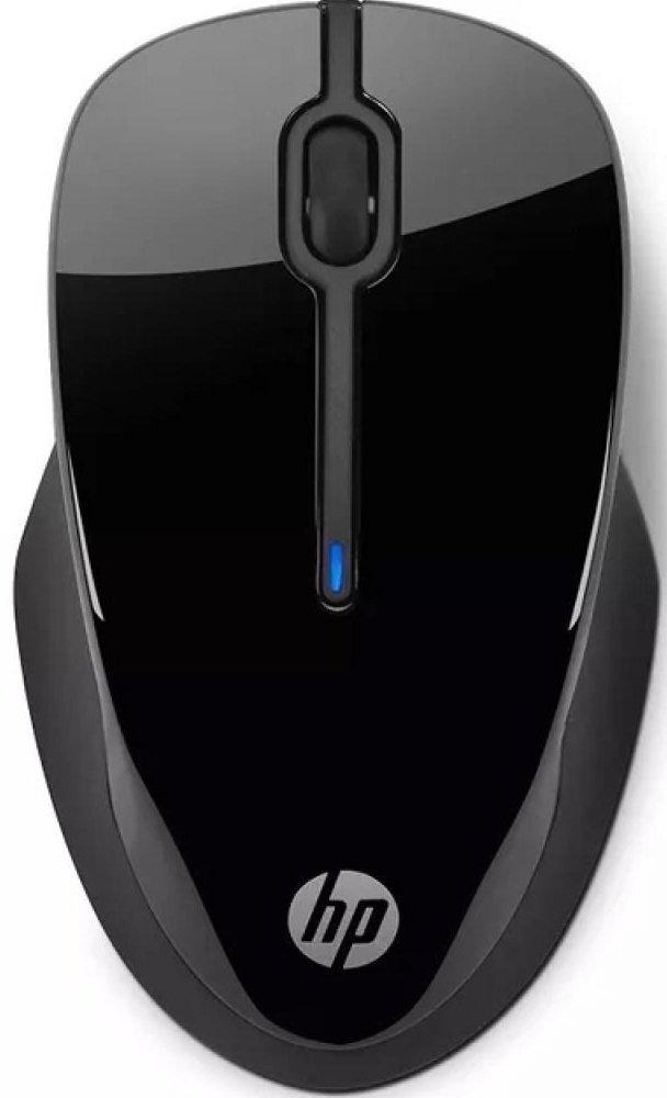 Мышь HP Wireless Mouse 250 Black (3FV67AA) фото