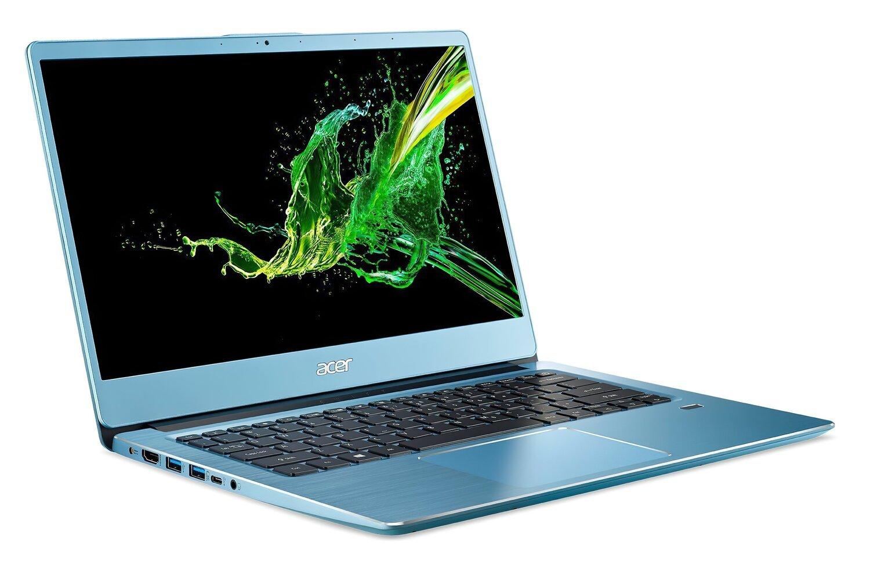 Ноутбук Acer Swift 3 SF314-41 (NX.HFFER.00C)фото1