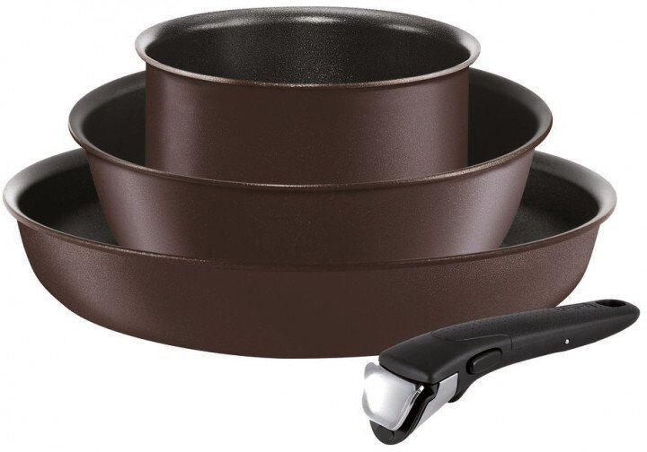 <p>Набір посуду TEFAL Ingenio Chef's 4 предмета (L6559702)</p>фото
