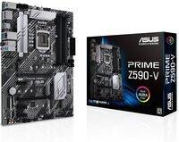 Материнська плата ASUS PRIME_Z590-V-SI s1200 Z590 4xDDR4 M.2 DP-HDMI BULK ATX