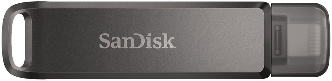 Накопичувач SanDisk 128GB iXpand Drive Luxe Type-C/Lightning Appleфото1