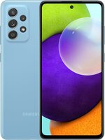 Смартфон Samsung Galaxy A52 4/128Gb Blue