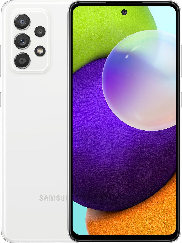 Смартфон Samsung Galaxy A52 4/128Gb White фото 1