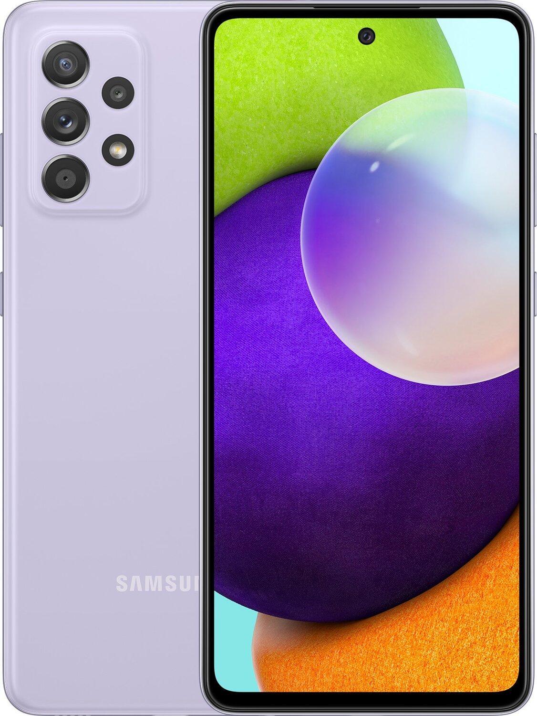Смартфон Samsung Galaxy A52 4/128Gb Violet фото 1