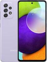 Смартфон Samsung Galaxy A52 8/256Gb Violet