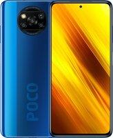 Смартфон Poco X3 6/128Gb Cobalt Blue (M2007J20CG)