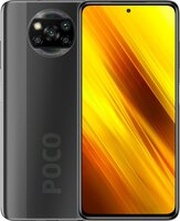 Смартфон Poco X3 6/64Gb Shadow Gray (M2007J20CG)
