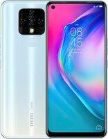 Смартфон TECNO Camon 16 SE (CE7j) 6/128Gb DS Cloud White