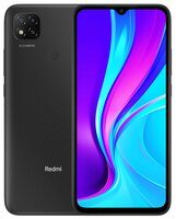 Смартфон Xiaomi Redmi 9C 2/32Gb Midnight Gray (M2006C3MNG)