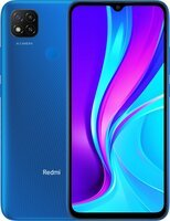 Смартфон Xiaomi Redmi 9C 3/64Gb Twilight Blue (M2006C3MNG)