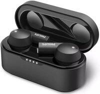 Навушники Bluetooth Philips TAT5505 ANC Black (TAT5505BK/00)