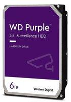 "Жесткий диск WD 3.5"" SATA 3.0 6TB 5400 128MB Purple Surveillance"