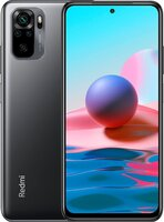 Смартфон Xiaomi Redmi Note 10 4/64Gb Onyx Gray (M2101K7AG)