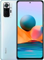 Смартфон Xiaomi Redmi Note 10 Pro 6/64Gb Glacier Blue (M2101K6G)