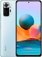 Смартфон Xiaomi Redmi Note 10 Pro 6/128Gb Glacier Blue (M2101K6G)