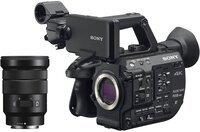 Видеокамера SONY PXW-FS5M2 + E PZ 18-105mm F/4.0 G OSS