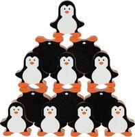 Развивающая игра-балансир goki Пингвины 58683G
