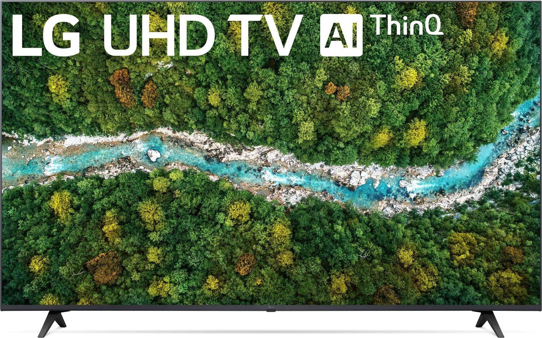 Телевізор LG 55UP77006LBфото