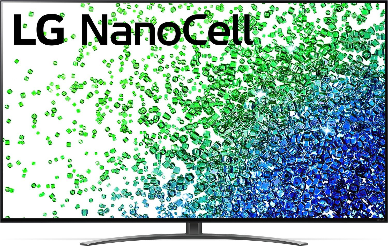 Телевізор LG 55NANO816PAфото