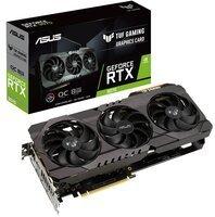 Відеокарта ASUS GeForce RTX3070 8GB GDDR6 TUF GAMING OC (TUF-RTX3070-O8G-GAMING)