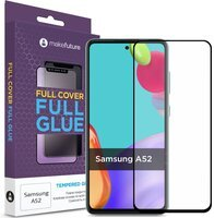 Защитное стекло MakeFuture для Galaxy A52 Full Cover Full Glue (MGF-SA52)