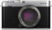 Фотоапарат FUJIFILM X-E4 Body Silver (16673847)