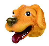 Игрушка-перчатка Same Toy Собака, оранжевый X373Ut