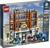 Конструктор LEGO Creator Гараж на углу 10264