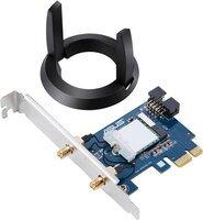 WiFi-адаптер ASUS PCE-AX58BT AX3000 Bluetooth 5.0 PCI Express WPA3 MU-MIMO OFDMA