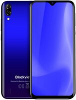 Смартфон Blackview A60 2/16Gb DS Blue OFFICIAL UA