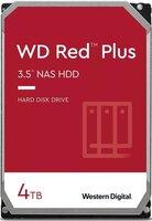 """Жесткий диск внутренний WD 3.5"""" SATA 3.0 4TB 5400 128MB Red Plus NAS (WD40EFZX)"""