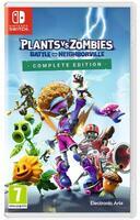 Игра Plants vs Zombies: Battle for Neighborville Complete