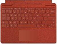 Клавіатура Microsoft Surface Pro X Signature Type Poppy Red (25O-00027)