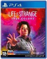 Игра Life is Strange True Colors (PS4, Русские субтитры)