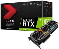 Відеокарта PNY GeForce RTX3070 8GB GDDR6 XLR8 Gaming REVEL EPIC -X (VCG30708TFXPPB)