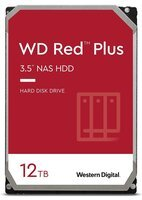 """Жорсткий диск внутрішній WD 3.5"""" SATA 3.0 12TB 7200 256MB Red Plus NAS (WD120EFBX)"""