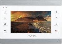 Видеодомофон Slinex SL-07IPHD Silver White