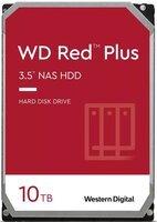 """Жесткий диск внутренний WD 3.5"""" SATA 3.0 10TB 7200 256MB Red Plus NAS (WD101EFBX)"""