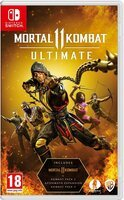 Игра Mortal Kombat 11 Ultimate (Nintendo Switch)