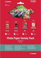 Фотопапір CANON VARIETY PACK S + A4 (0775B079)