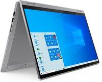 Ноутбук LENOVO ideapad Flex 5i 15IIL05 Platinum Grey (81X3008VRA)