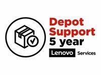 Сервисный сертификат 5Y Depot/CCI upgrade from 3Y 5Y Depot/CCI upgrade from 3Y (5WS0D81145)