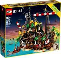 Конструктор LEGO Ideas Пираты из залива Барракуда 21322