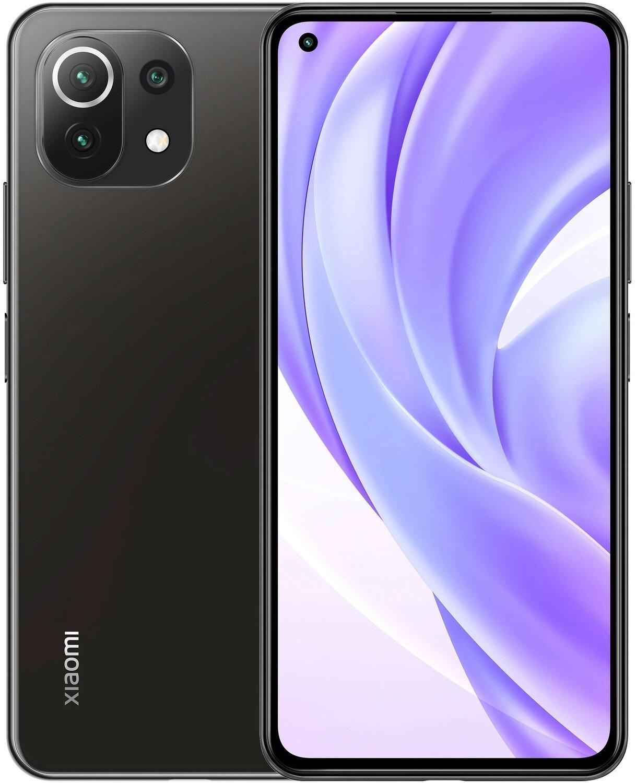 Смартфон Xiaomi Mi 11 Lite (M2101K9AG) 6/128Gb DS Boba Black фото 1