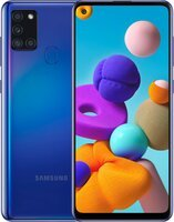 Смартфон Samsung Galaxy A21s 64Gb Blue