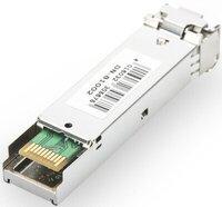 Модуль DIGITUS 1.25 Gbps SFP, 80km, SM, LC Duplex, 1000Base-ZX, 1550nm (DN-81002)