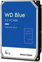 """Жесткий диск WD 3.5"""" SATA 3.0 4TB 5400 256MB Blue"""